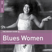 Various Artists: Rough Guide to Blues Women [Slipcase]