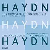 Haydn: The Complete String Quartets / Angeles String Quartet