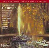 The Songs of Chausson / Lott, Murray, Trakas, Johnson, et al