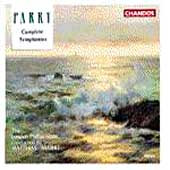 Parry: Complete Symphonies / Bamert, London Philharmonic