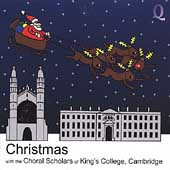 Christmas with the Choral Scholars of King's College