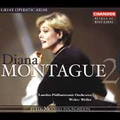 Opera in English - Great Operatic Arias Vol 10 / Montague