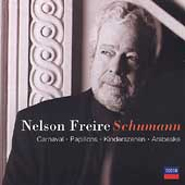 Schumann: Carnival, Papillons, etc / Nelson Freire