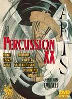 Percussion XX - Henze, Taira, Cage, et al / Jonathan Faralli