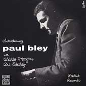 Paul Bley Trio: Introducing Paul Bley