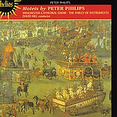 The English Orpheus Vol 17 - Peter Philips: Motets