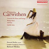 Carwithen: Piano Concerto, ODTAA, etc / Hickox, Shelley