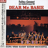 Frank Wess: Dear Mr Basie [Japan]