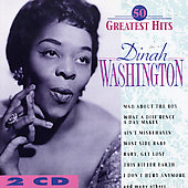 Dinah Washington: 50 Greatest Hits