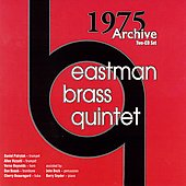 1975 Archive / Eastman Brass Quintet