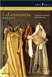 Rossini: La Cenerentola / Vladimir Jurowski, Sir Peter Hall [2 DVD]