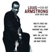 Louis Armstrong: After You've Gone [Membran]