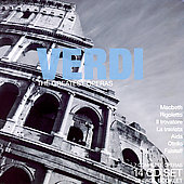 Verdi - The Greatest Operas / Giulini, et al