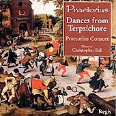 Praetorius, Holborne, etc: Dances / Praetorius Consort
