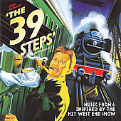 Various Artists: The 39 Steps [Music from and Inspired by the Hit West End Show]