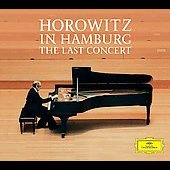 Horowitz in Hamburg - The Last Concert