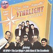 Various Artists: Doo Wop Acappella Starlight Sessions, Vol. 12