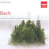 Essential Bach