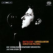 Dutilleux, Lutoslawski: Works for Cello