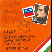 Liszt: Complete Tone Poems / Haitink, London PO