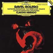Ravel: Bol&#233;ro, Rapsodie Espagnole, etc / Abbado, London SO