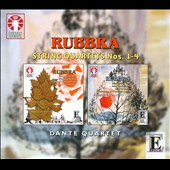 Rubbra: String Quartets Nos.1-4