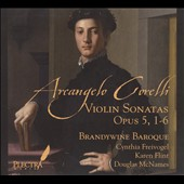Arcangelo Corelli: Violin Sonatas, Op. 5, Nos. 1-6