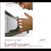 Beethoven: Piano Sonatas No. 11, 24 & 29