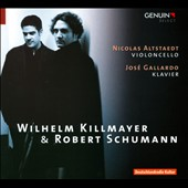 Nicolas Altstaedt plays Wilhelm Killmayer & Robert Schumann