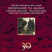 Vaughan Williams: Serenade to Music; Flos Campi; Five Mystical Songs; Fantasia