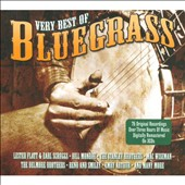 Various Artists: Very Best of Bluegrass