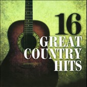 Various Artists: 16 Great Country Hits