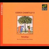 Codex Chantilly II / Tetraktys