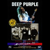 Deep Purple: Total Abandon Live Australia 1999 [Video/DVD]