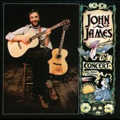 John James (Guitar): In Concert
