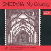 Smetana: My Country / Jiri Belohlavek, Czech Philharmonic