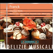 Cesar Franck: Chamber Works - Trios nos 1&2 et al. / Sirbu, Dancila, Colan, Sarbu