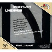 Wagner: Lohengrin / Vogt, Dasch, Groissblock, Groissbach, Grochawski, Resmark, Bruck