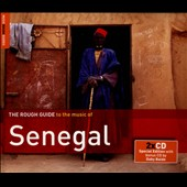 Various Artists: Rough Guide to Senegal [Digipak]