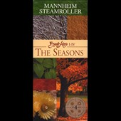 Mannheim Steamroller: The Seasons 4 CD Longbox (Fa 1-4)