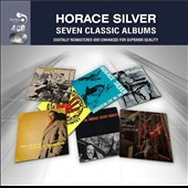 Horace Silver: 7 Classic Albums