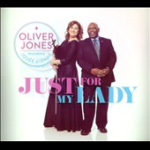 Oliver Jones: Just For My Lady [Digipak]