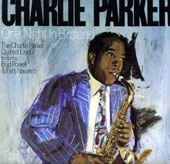 Charlie Parker (Sax): One Night at Birdland