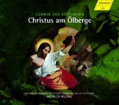 Beethoven: Christ on the Mount of Olives / Maria Venuti, Keith Lewis, Michel Brodard. Helmuth Rilling