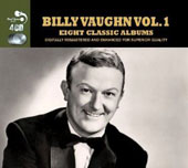 Billy Vaughn: 8 Classic Albums