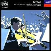 Britten: Young Person's Guide to the Orchestra, etc /Britten