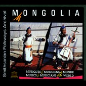 Various Artists: Mongolia: Traditional Music [Digipak]