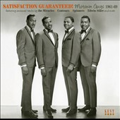 Various Artists: Satisfaction Guaranteed! Motown Guys 1961-69