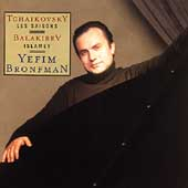 Tchaikovsky: The Seasons;  Balakirev: Islamey / Bronfman