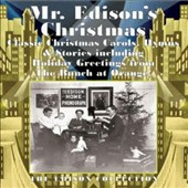 Various Artists: Mr Edison' Christmas